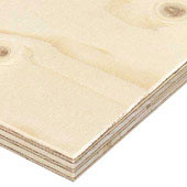 WISA Spruce 9 mm plywood